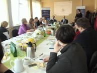 Debata w Poznaniu